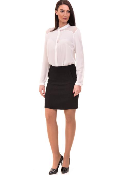 Елегантна дамска риза KOTON 62600 - бяла C1