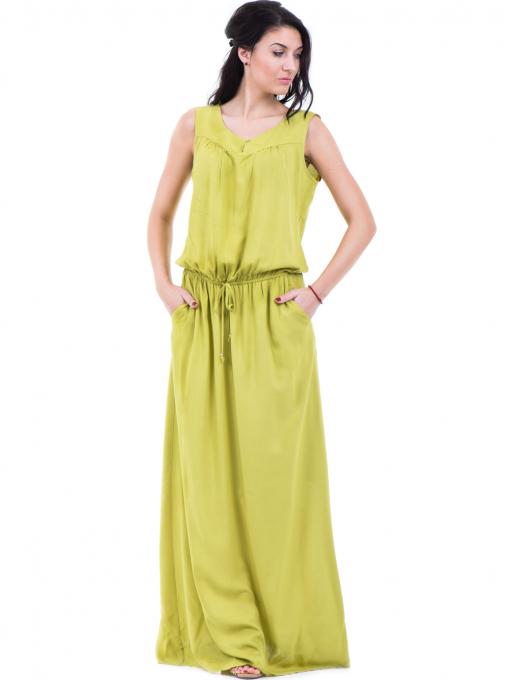пастелно зелено