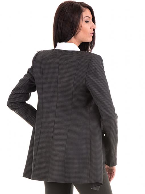 Дамско сако MODE CLASS 1169 цвят каки B
