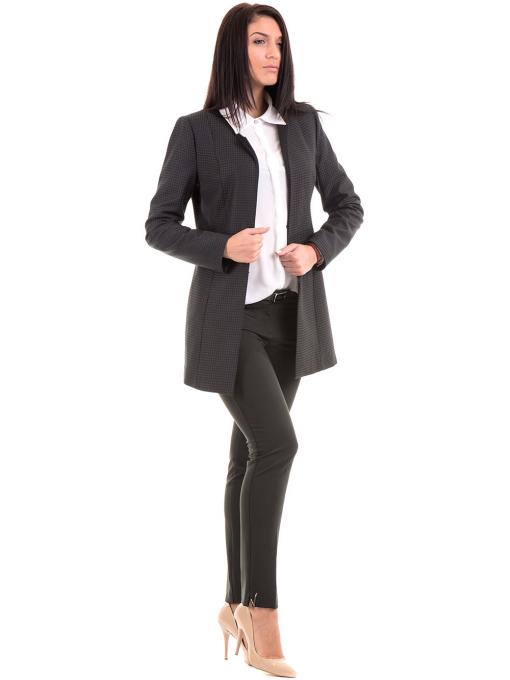 Дамско сако MODE CLASS 1169 цвят каки C