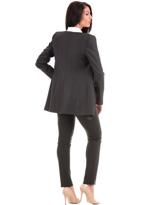 Дамско сако MODE CLASS 1169 цвят каки E