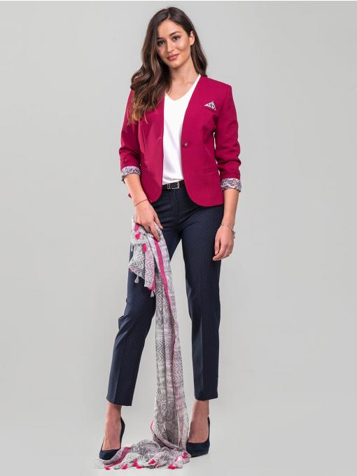 Дамски шал INDIGO - светло сив 7649 INDIGO Fashion