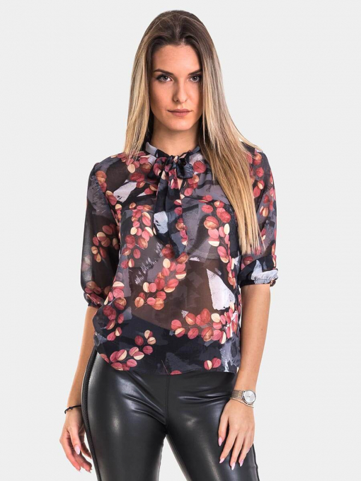 Елегантна дамска блуза 4409-13 INDIGO Fashion
