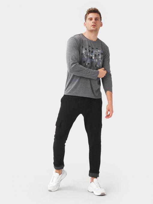 Мъжка блуза 501788-13 INDIGO Fashion