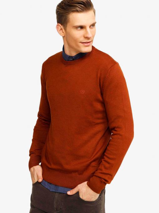 Мъжки пуловер 33006-22 INDIGO Fashion