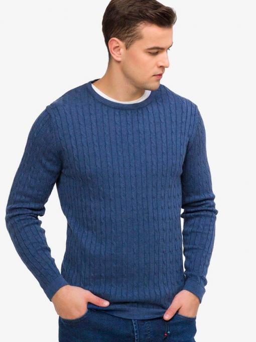 Мъжки пуловер 33187-08 INDIGO Fashion