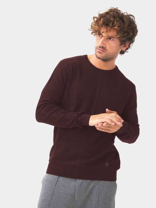 Мъжки пуловер 801589-30 INDIGO Fashion