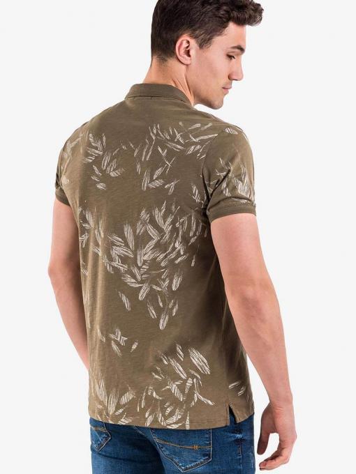 Мъжка блуза XINT 104 INDIGO Fashion