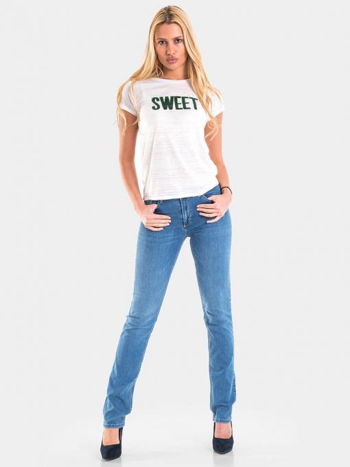 Дамска блуза 601507-01 INDIGO Fashion