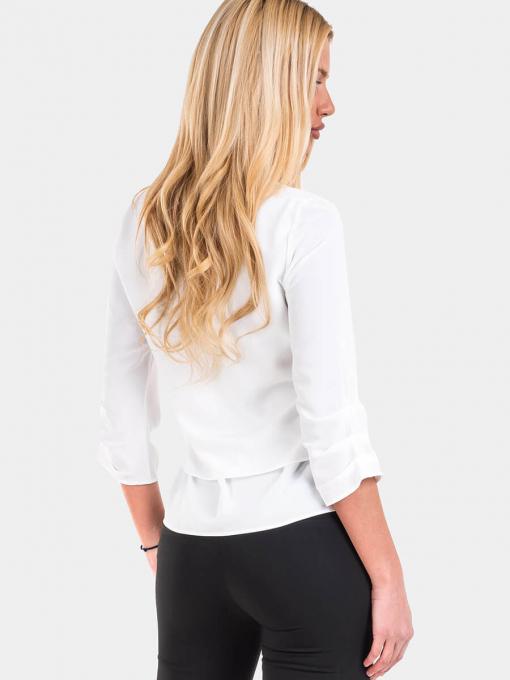 Елегантна дамска блуза 30696-20 INDIGO Fashion
