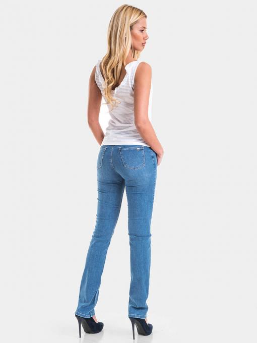 Дамски топ 601807-20   INDIGO Fashion