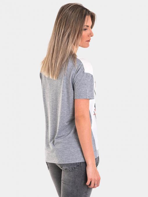 Дамска блуза 7222 INDIGO Fashion