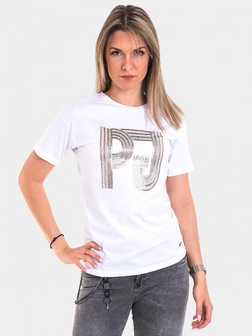 Дамска тениска 8124-20 INDIGO Fashion