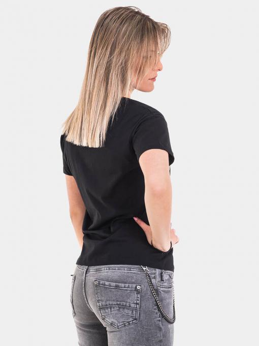 Дамска тениска 8144-09 INDIGO Fashion