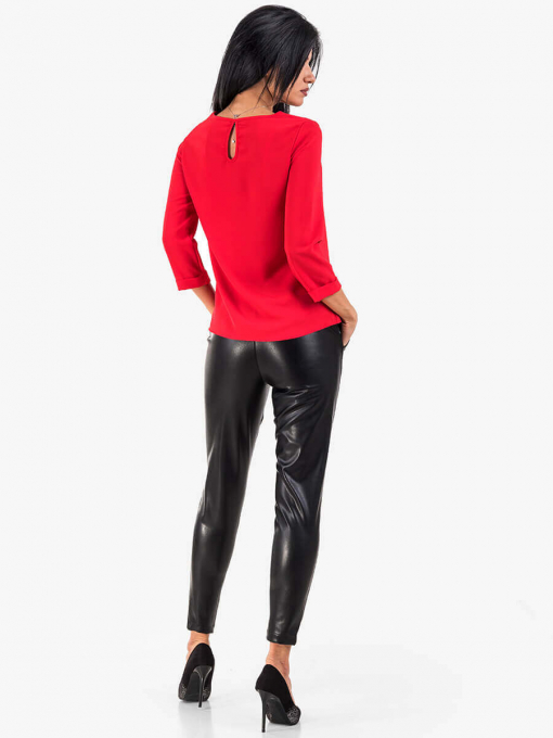 Елегантна дамска блуза 12862-19 INDIGO Fashion