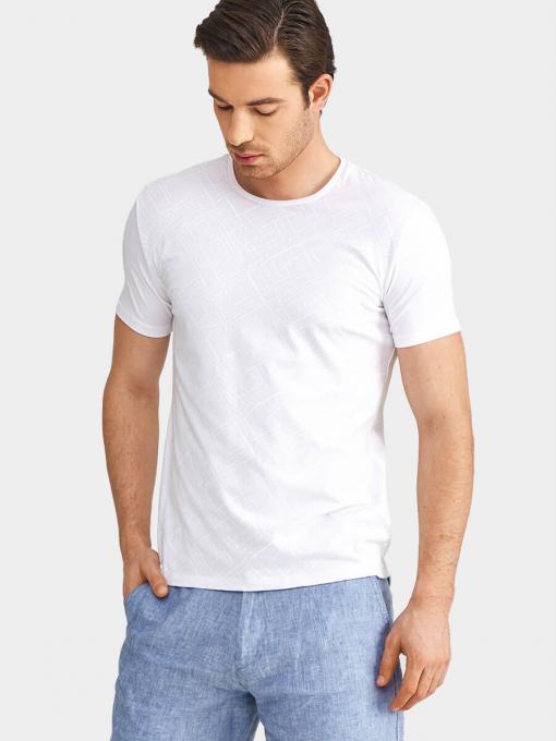Мъжка тениска 35275-20 INDIGO Fashion