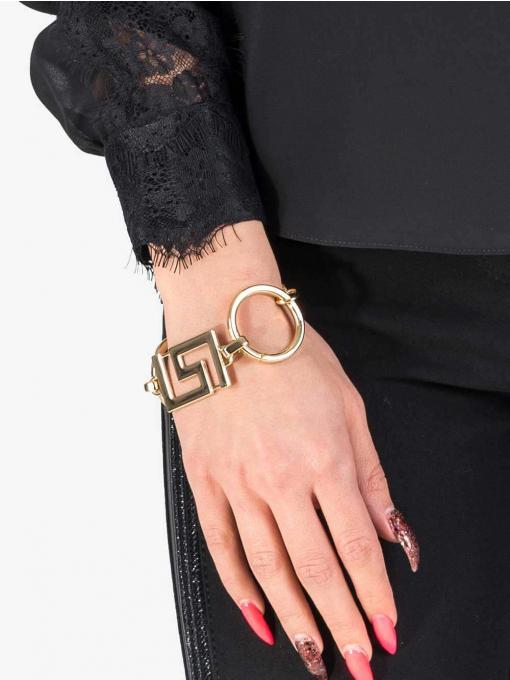 Златиста дамска гривна 9625 INDIGO Fashion