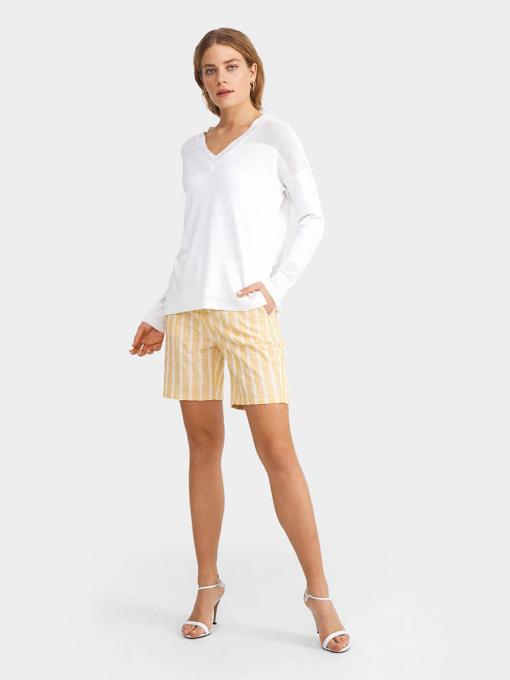 Дамски пуловер 850651 INDIGO Fashion