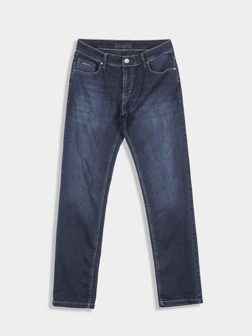 Прави мъжки дънки Paul 5890 INDIGO Fashion