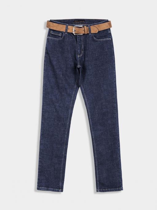 Прави мъжки дънки Paul 6232  INDIGO Fashion