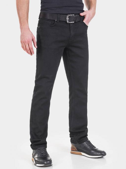Прави мъжки дънки Paul 6236  INDIGO Fashion
