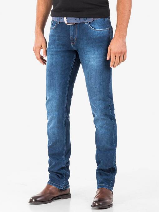 Класически мъжки дънки 5005 INDIGO Fashion