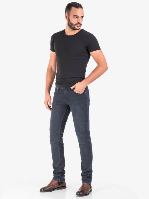 Класически мъжки дънки 5613 INDIGO Fashion