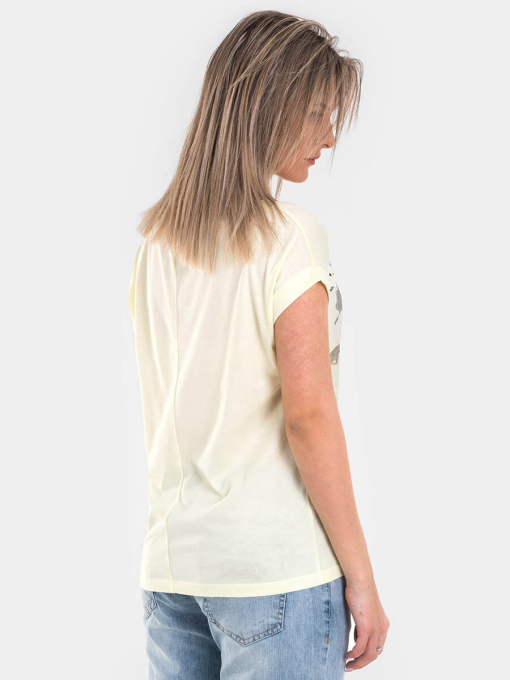 Дамска тениска 7440-12 INDIGO Fashion
