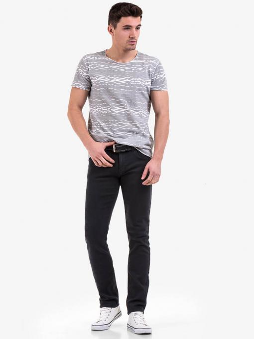 Мъжки дънки модел 4720 INDIGO Fashion