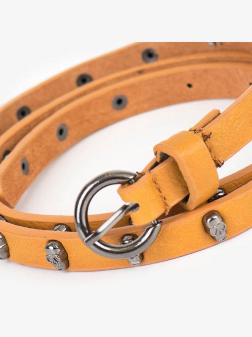 Дамски колан от еко кожа 5027 | INDIGO Fashion