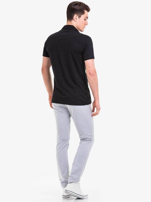 Мъжка риза MCL 28910 INDIGO Fashion
