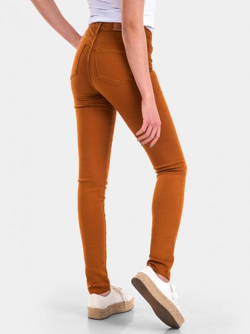 Слим фит дамски дънки 5224-22 INDIGO Fashion