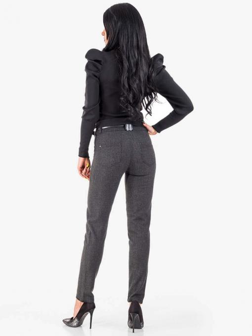 Слим фит дамски панталон 3320-09 INDIGO Fashion