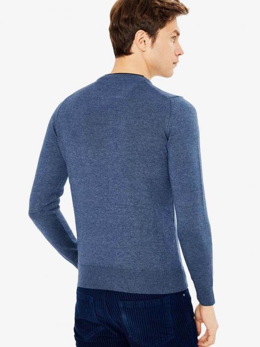 Мъжки пуловер 18367-08 INDIGO Fashion
