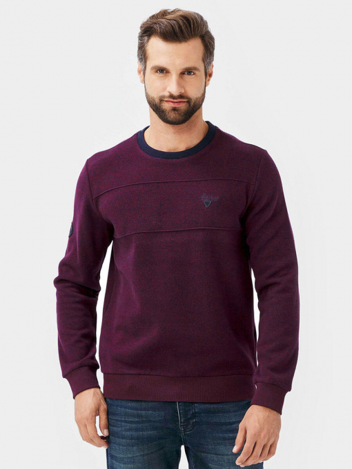 Мъжки пуловер 35386-30 INDIGO Fashion