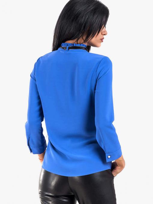 Елегантна дамска риза 4009-08 INDIGO Fashion