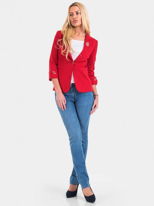 Дамско сако 7063-19 INDIGO Fashion