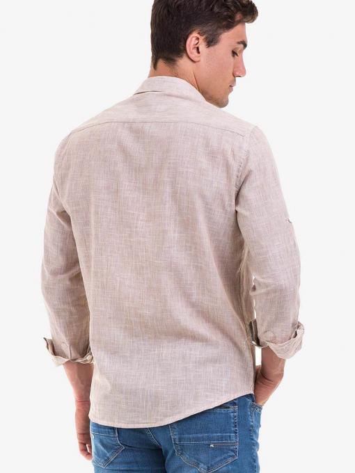 Мъжка риза 1556 INDIGO Fashion