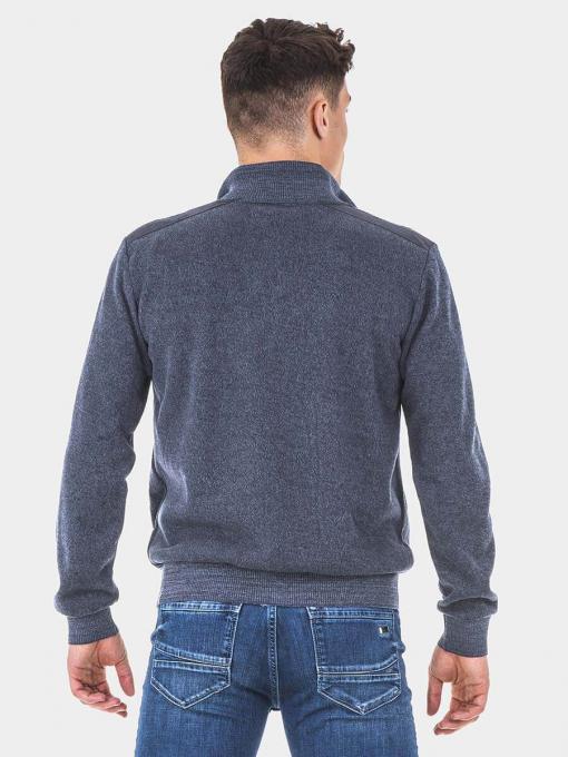 Мъжки суитчър 14810-18 INDIGO Fashion