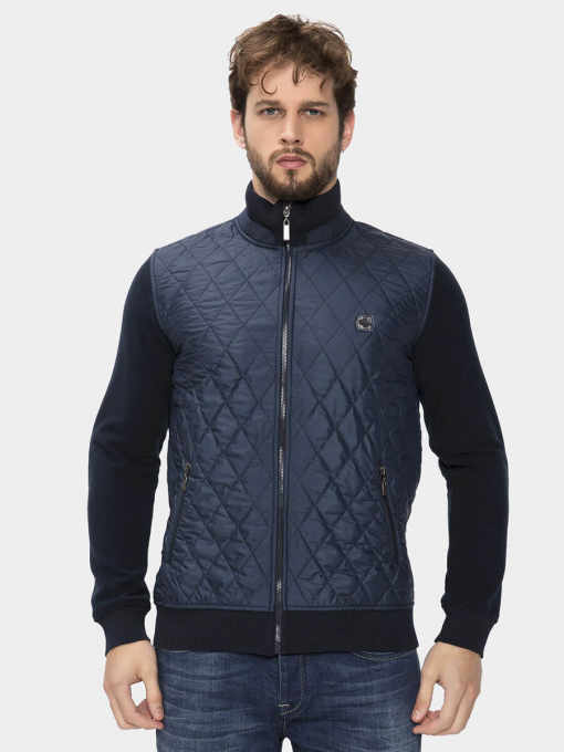 Мъжко яке 14583-18 INDIGO Fashion
