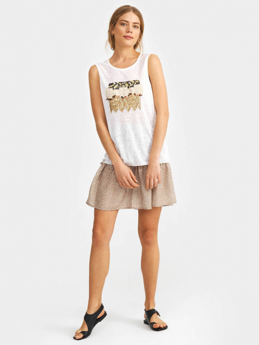Дамски топ 601808-01 INDIGO Fashion