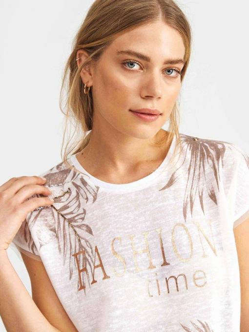 Дамска блуза 601747-01 INDIGO Fashion