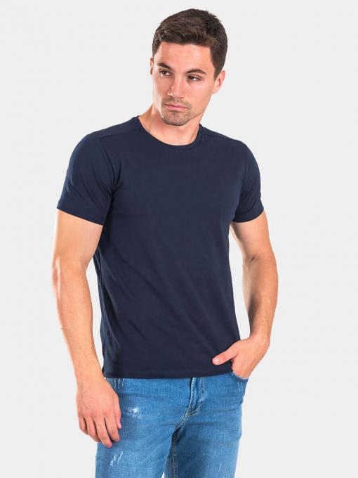 Мъжка тениска 22766-18  INDIGO Fashion A