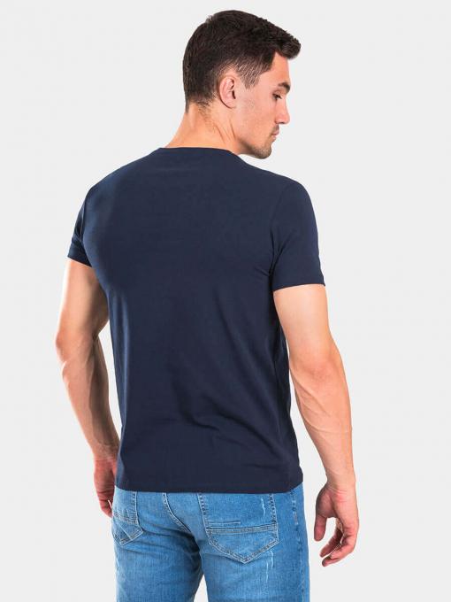 Мъжка тениска 22766-18  INDIGO Fashion B
