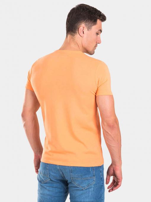Мъжка тениска 35418-10 INDIGO Fashion B