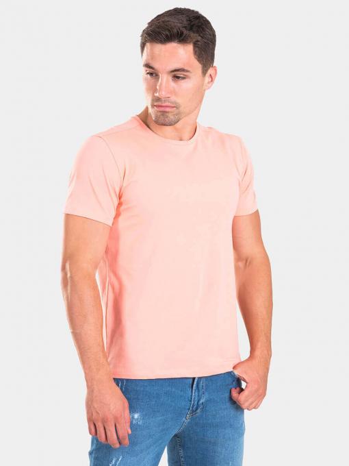 Мъжка тениска 35441-07 INDIGO Fashion A