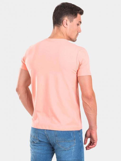 Мъжка тениска 35441-07 INDIGO Fashion B