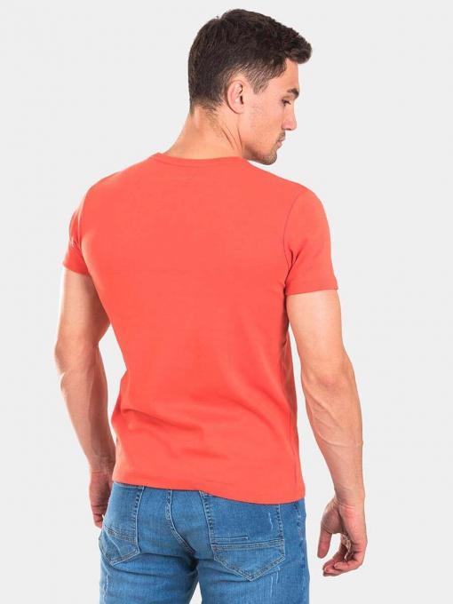 Мъжка тениска 35484-10 INDIGO Fashion B