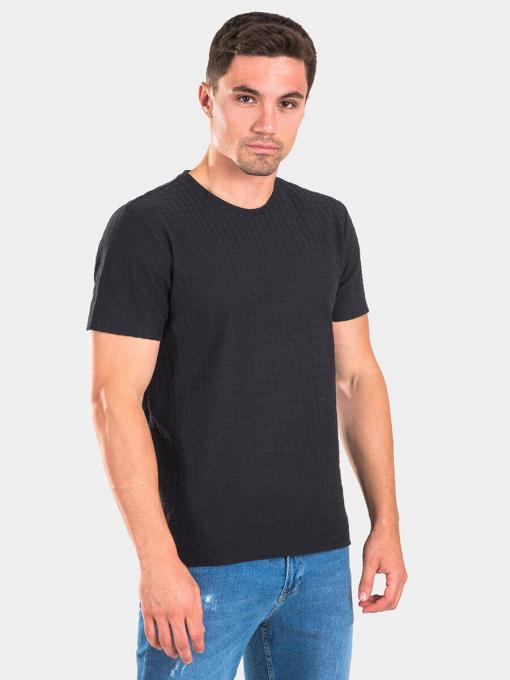 Мъжка тениска 35523-09  INDIGO Fashion A