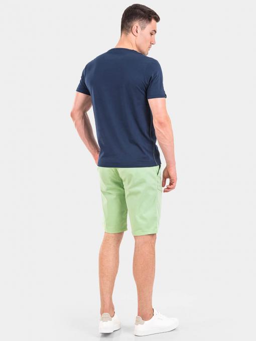 Мъжка тениска 35282-18 INDIGO Fashion